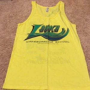 Launch Wakeboarding Tank